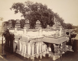 General view, Ramasvami Temple [Ramalingeshvara Temple], Tadpatri, Anantapur District